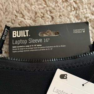 """Office - Built Laptop Sleeve holds and protects 15""""-16"""""""